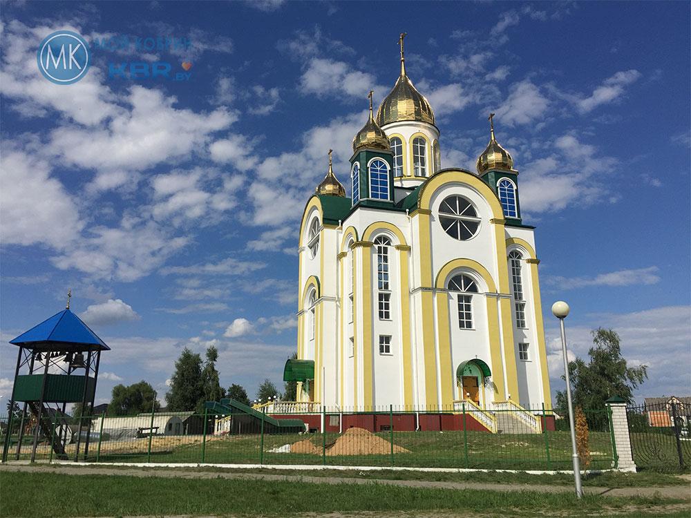 Церковь в Кобрине