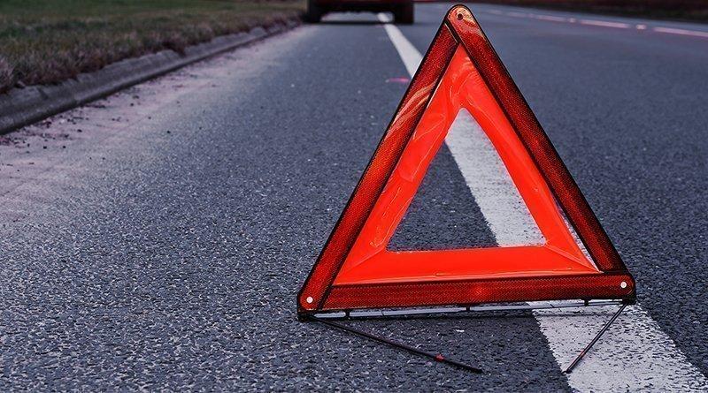 ДТП знак аварийной остановки