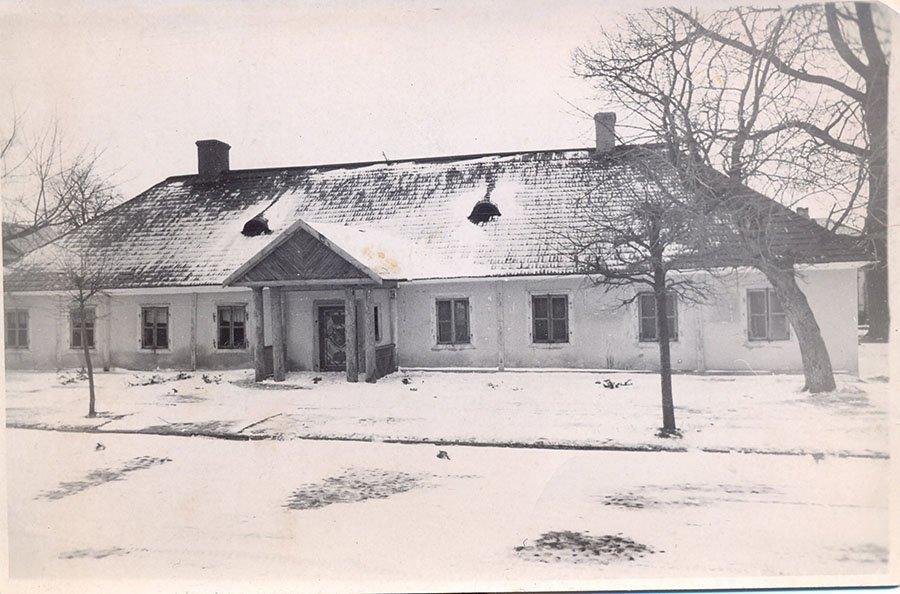 Музей Суворова в Кобрине