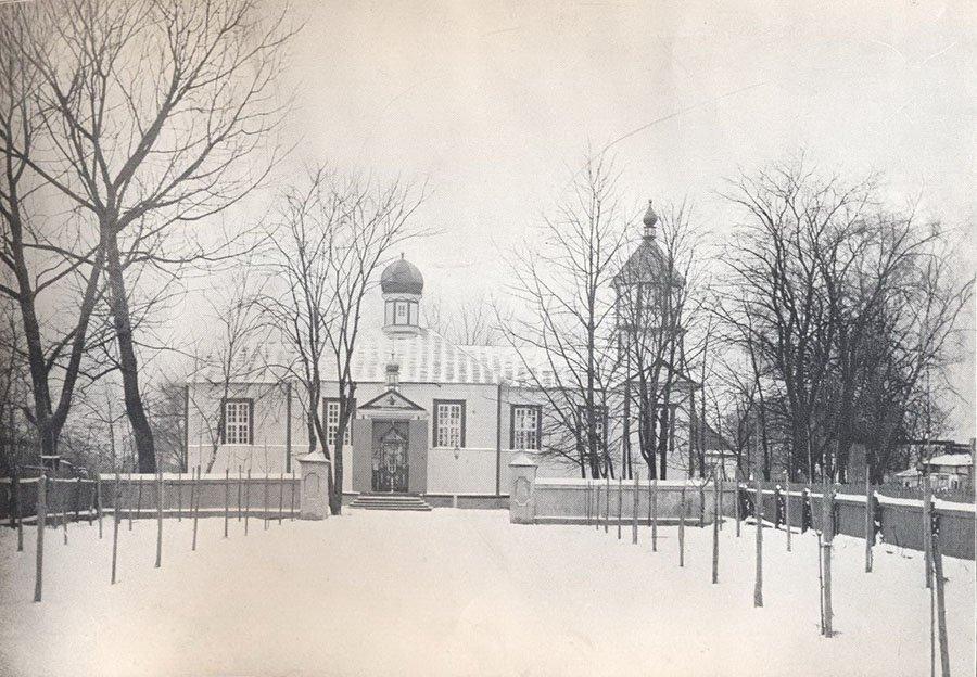Петропавловская церковь, Суворов