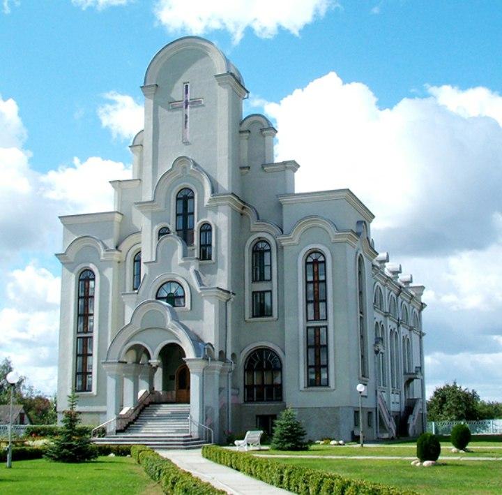 Кобринская Церковь Евангельских Христиан-Баптистов