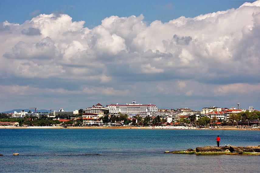 Отдых в Турции море
