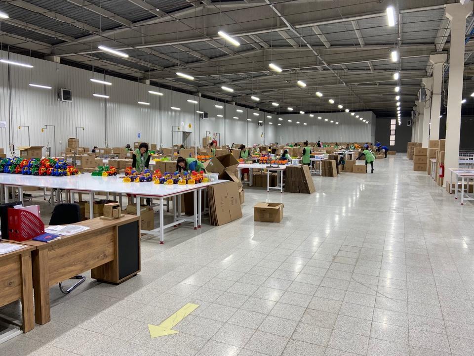 Завод Полесье в Турции