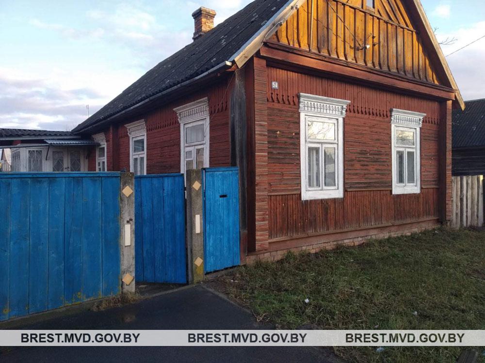 Столинский район сельский дом грабитель