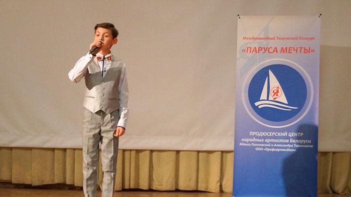 Образцовая вокальная студия «Крыніца» Кобрин