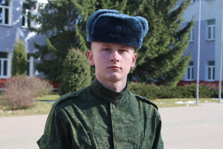 кобринчанин Вячеслав