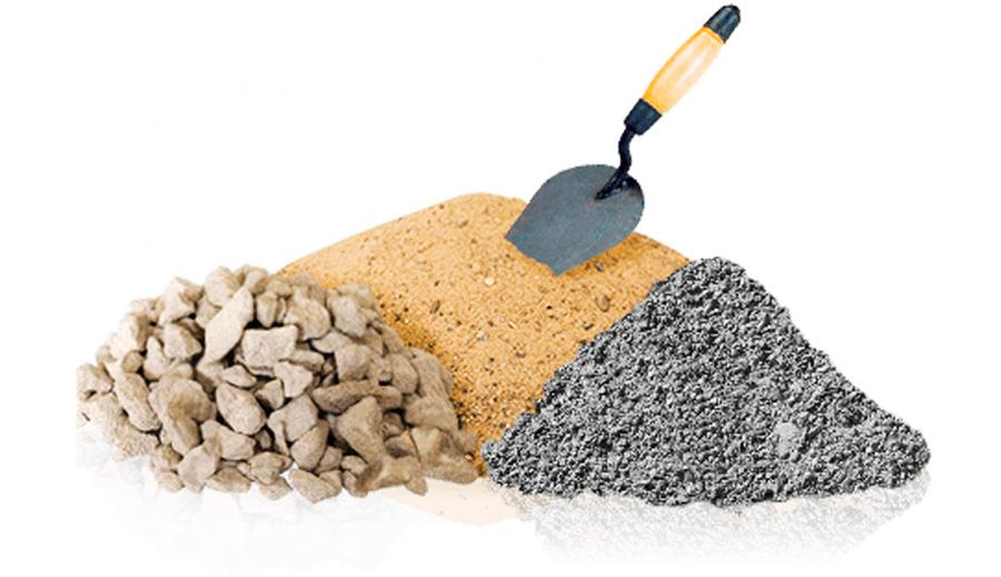 Песок, гравий, щебень в Кобрине