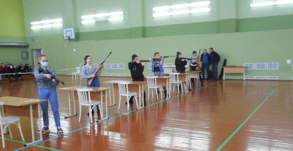 Первенство по стрельбе Кобринский ДОСААФ