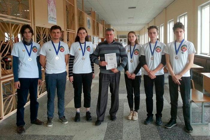 ГУО «Средняя школа №7 г.Кобрина» «Сириус»