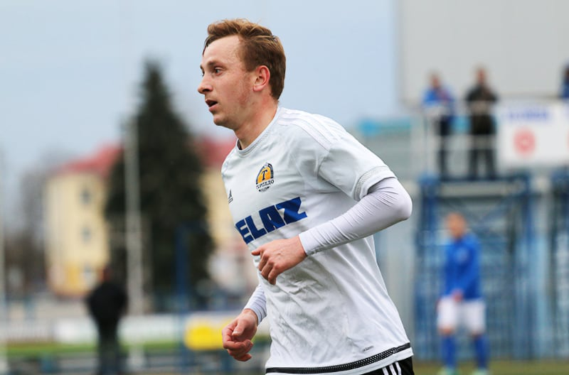 Футболист Андрей Соловей стал лучшим игроком 23-го тура